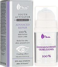 Voňavky, Parfémy, kozmetika Očné sérum pre citlivú pleť s upokojujúcim účinkom - Ava Laboratorium Youth Activators Under Eyes Serum