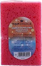 """Voňavky, Parfémy, kozmetika Špongia do kúpeľa """"Standard"""" 30444, ružová - Top Choice"""