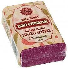 """Voňavky, Parfémy, kozmetika Mydlo lisované za studena """"Lesné ovocie"""" - Yamuna Wild Berry Cold Pressed Soap"""