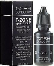 Voňavky, Parfémy, kozmetika Sérum-kontrola a čerstvosť T-zóny - Gosh Donoderm Donoderm T-Zone Refining Serum