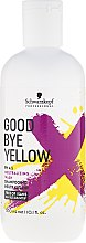 Voňavky, Parfémy, kozmetika Bezsulfátny šampón proti žltnutiu - Schwarzkopf Professional Goodbye Yellow Neutralizing Shampoo