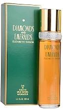 Voňavky, Parfémy, kozmetika Elizabeth Taylor Diamonds&Emeralds - Toaletná voda