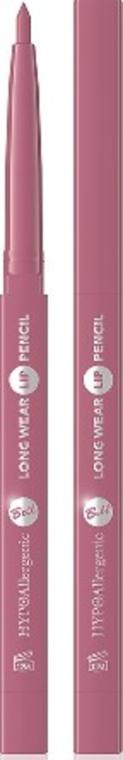 Automatická ceruzka na pery - Bell Hypoallergenic Long Wear Lips Pencil