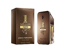 Voňavky, Parfémy, kozmetika Paco Rabanne 1 Million Prive - Parfumovaná voda