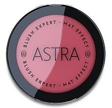 Voňavky, Parfémy, kozmetika Lícenka - Astra Make-Up Blush Expert Mat Effect
