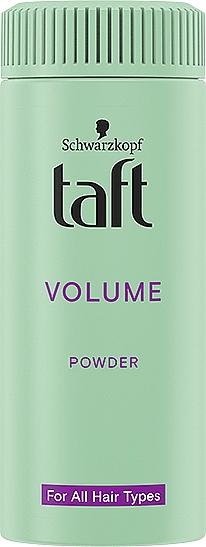 """Styling-púder na vlasy """"Instant volume"""" - Schwarzkopf Taft Volumen Powder"""