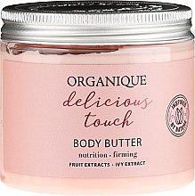 Voňavky, Parfémy, kozmetika Maslo na telo - Organique Delicious Touch Body Butter