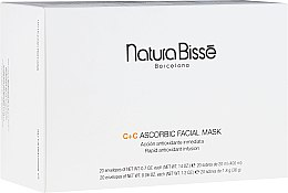 Voňavky, Parfémy, kozmetika Antioxidačná maska s vitamínom C - Natura Bisse C+C Vitamin Ascorbic Acid Mask