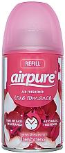 """Voňavky, Parfémy, kozmetika Osviežovač vzduchu """"True love"""" - Airpure Air-O-Matic Refill True Romance"""