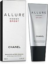 Voňavky, Parfémy, kozmetika Chanel Allure homme Sport - Emulzia po holení