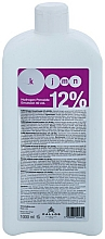 Voňavky, Parfémy, kozmetika Oxidant pre vlasy 12% - Kallos Cosmetics KJMN Hydrogen Peroxide Emulsion