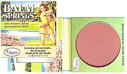 Voňavky, Parfémy, kozmetika Lícenka-bronzer - TheBalm Balm Springs Long-Wearing Blush