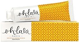 Voňavky, Parfémy, kozmetika Zubná pasta, pomaranč a mäta - Ohlala Orange & Mint