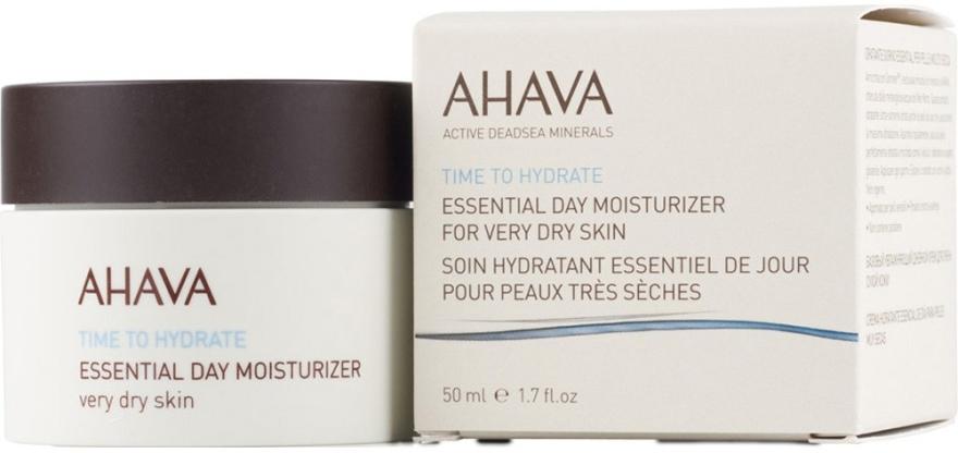 Hydratačný krém na veľmi suchú pleť - Ahava Time To Hydrate Essential Day Moisturizer Very Dry Skin — Obrázky N1