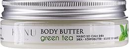 """Voňavky, Parfémy, kozmetika Maslo na telo """"Zelený čaj"""" - Kanu Nature Green Tea Body Butter"""