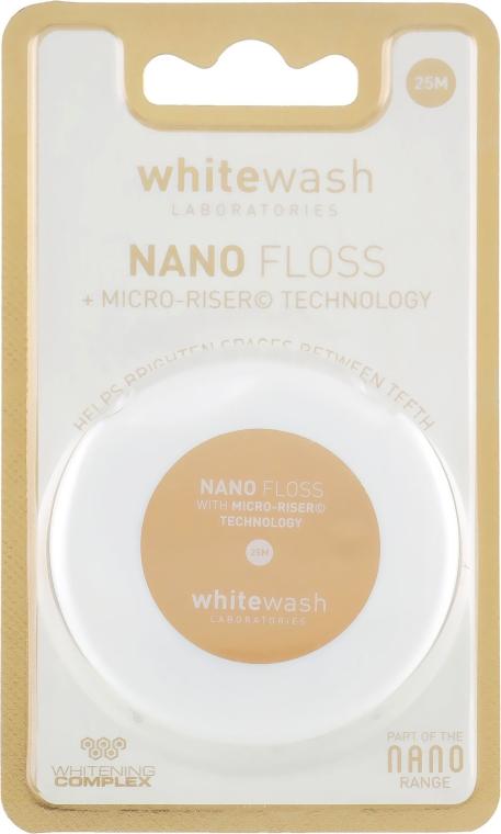 Zubná niť Nano Floss, rozširujúca - WhiteWash Laboratories — Obrázky N1
