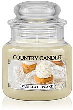 """Voňavky, Parfémy, kozmetika Vonná sviečka """"Vanilková cupcakes"""" (Tuba) - Country Candle Vanilla Cupcake"""