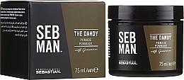 Voňavky, Parfémy, kozmetika Rúž na vlasy pre prirodzenú fixáciu - Sebastian Professional SEB MAN The Dandy