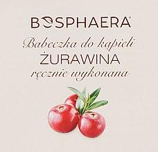 """Voňavky, Parfémy, kozmetika Kúpeľová bomba """"Brusnica"""" - Bosphaera"""