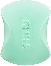 Voňavky, Parfémy, kozmetika Kefa na masáž hlavy - Tangle Teezer The Scalp Exfoliator & Massage Mint