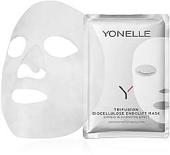 Voňavky, Parfémy, kozmetika Biocelulózová maska proti starnutiu - Yonelle Trifusion Biocellulose Endolift Mask