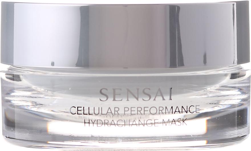 Maska na tvár - Kanebo Sensai Cellular Performance Hydrachange Mask