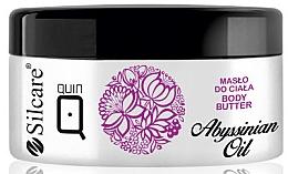 Voňavky, Parfémy, kozmetika Maslo na telo - Silcare Quin Abyssinian Oil Body Butter