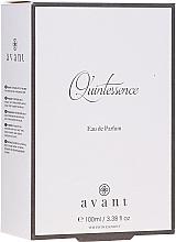 Voňavky, Parfémy, kozmetika Parfumovaná voda - Avant Quintessence