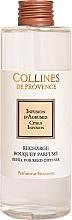 Voňavky, Parfémy, kozmetika Aromatický difúzor Citrusový koktail - Collines de Provence Citrus Infusion (náhradná náplň)
