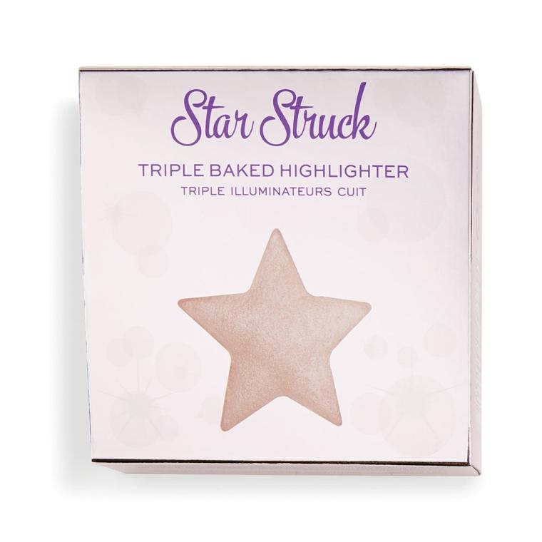 Rozjasňovač na tvár - Makeup Revolution Star of the Show Highlighter — Obrázky N1
