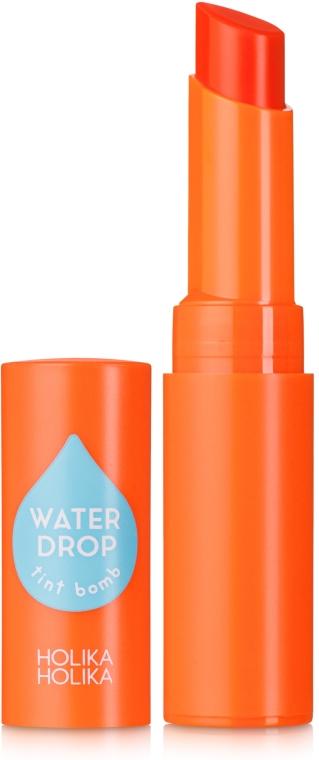 Hydratačný tint na pery - Holika Holika Water Drop Tint Bomb