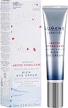 Voňavky, Parfémy, kozmetika Hydratačný krém na pokožku okolo oči - Lumene Arctic Hydra Care [Arktis] Moisture & Relief Rich Eye Cream