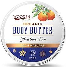 """Voňavky, Parfémy, kozmetika Olej na telo """"Vianoce"""" - Wooden Spoon Christmas Time Body Butter"""
