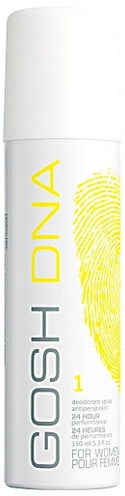 Gosh DNA For Women 1 - Deodorant