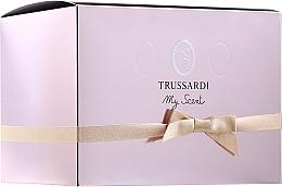 Voňavky, Parfémy, kozmetika Trussardi My Scent - Sada (edt/50ml + b/lot/100ml + edt/1.5ml + bag)