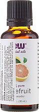 Voňavky, Parfémy, kozmetika Esenciálny olej grapefruitu - Now Foods Grapefruit Essential Oils