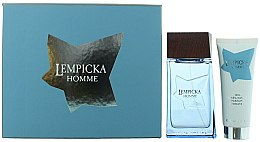 Voňavky, Parfémy, kozmetika Lolita Lempicka Homme - (edt/100ml + ash/75ml)