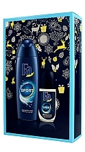 Voňavky, Parfémy, kozmetika Sada - Fa Sport (deo/50ml + sh/gel/250ml)