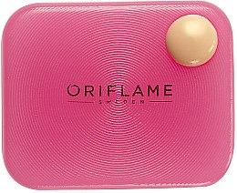 Voňavky, Parfémy, kozmetika Silikónová špongia na make-up, ružová - Oriflame
