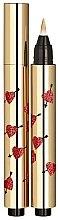 Voňavky, Parfémy, kozmetika Korektor a rozjasňoač - Yves Saint Laurent Touche Eclat Heart & Arrow Limited Edition Highlighter Pen