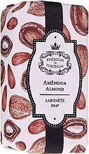 """Voňavky, Parfémy, kozmetika Prírodné mydlo """"Mandle"""" - Essencias De Portugal Natura Almond Soap"""
