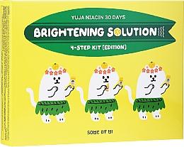 Voňavky, Parfémy, kozmetika Sada - Some By Mi Yuja Niacin 30 Days Brightening Solution