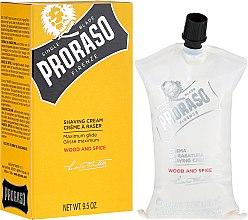 Voňavky, Parfémy, kozmetika Krém na holenie - Proraso Wood and Spice Shaving Cream