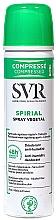 Voňavky, Parfémy, kozmetika Dezodorant - SVR Spirial Vegetal Anti-Humidity Deodorant