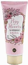 Voňavky, Parfémy, kozmetika Mlieko na telo - Accentra Posy of Flowers Tea Rose Velvet Body Lotion