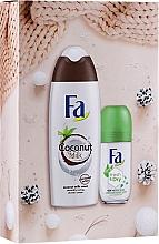 Voňavky, Parfémy, kozmetika Sada - Fa (sh/grl/250ml + deo/50ml)