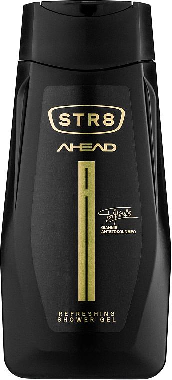 Str8 Ahead - Sprchový gél