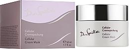 Voňavky, Parfémy, kozmetika Krémová maska na tvár - Dr. Spiller Cellular Cream Mask