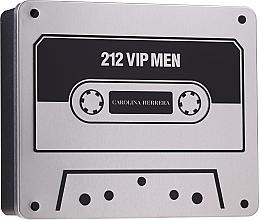 Voňavky, Parfémy, kozmetika Carolina Herrera 212 VIP Men - Sada (edt/100ml + sh/gel/100ml)
