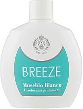 Voňavky, Parfémy, kozmetika Breeze Squezee Deodorante White Musk - Dezodorant na telo